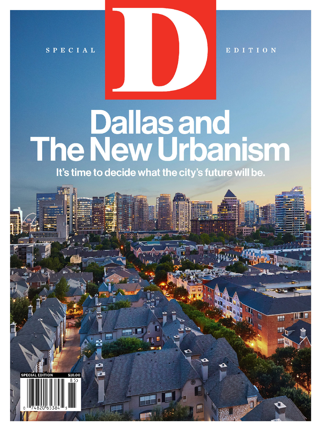 Dallas and the New Urbanism 2018 cover