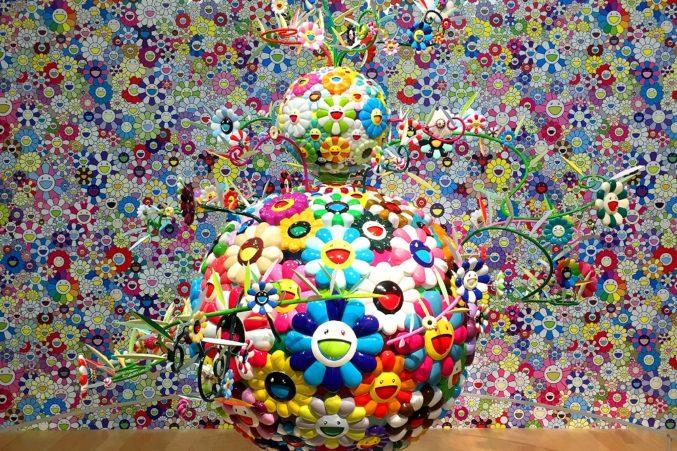 A Shamelessly Bright Takashi Murakami Retrospective Transforms The Modern