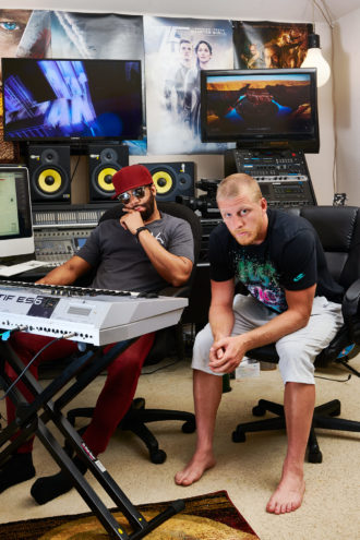 8801c787ac7 Beasley was late to the game, but on his own time, he was already trying to  learn how to make music, teaching himself how to use the recording software  Pro ...