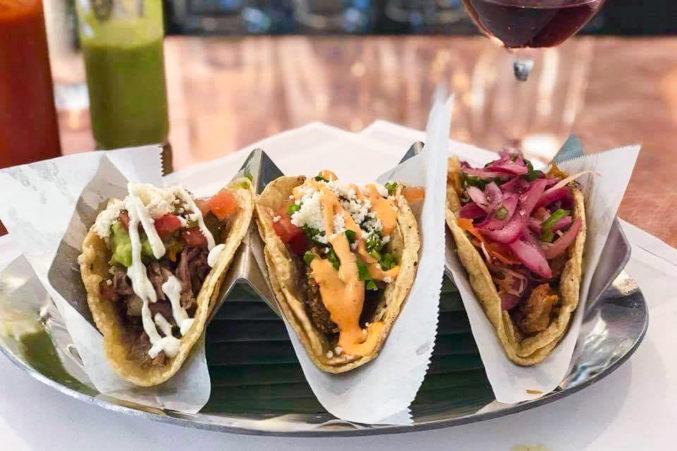 First Bite Taco Y Vino In Bishop Arts D Magazine