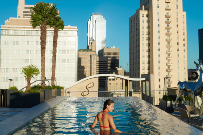 7 Dallas Pools To Sip And Swim At This Summer