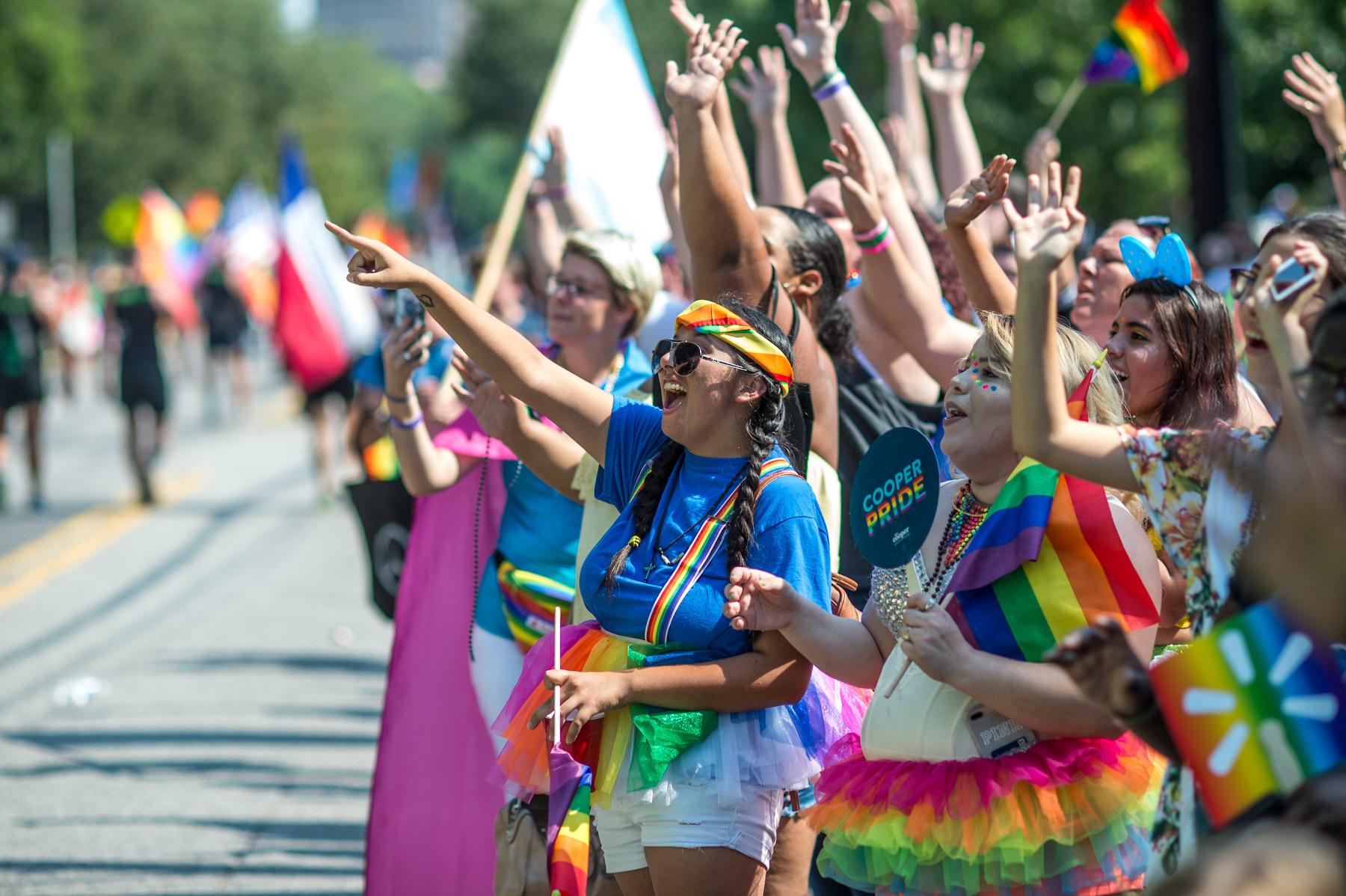 Dallas gay pride parade 2008
