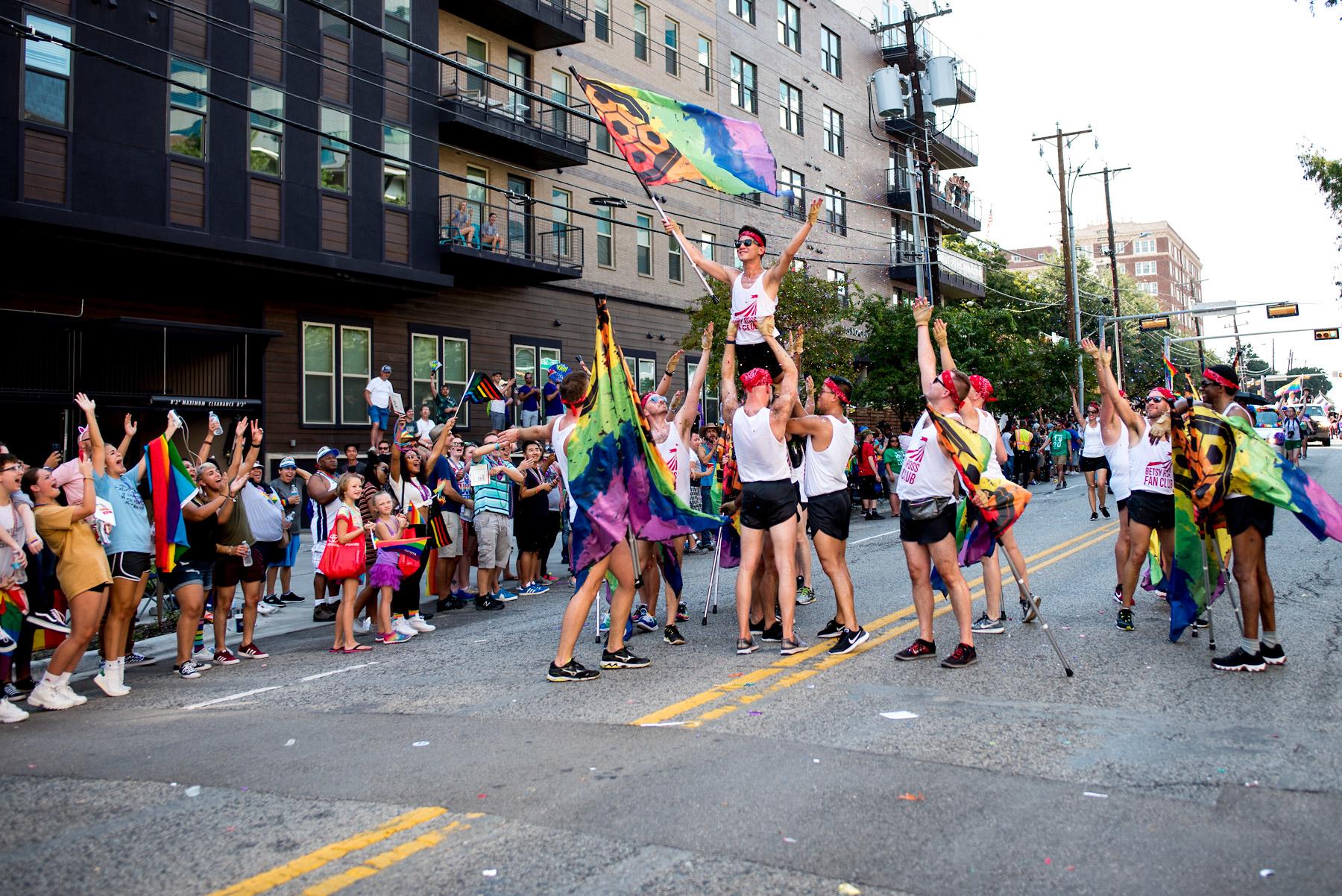 Scenes From the 2018 Dallas Pride Parade - D Magazine