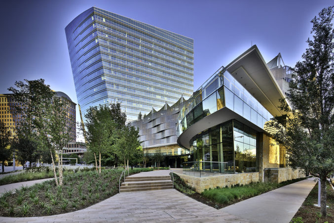 Uptown Office Tower Mckinney Amp Olive Now 100 Percent