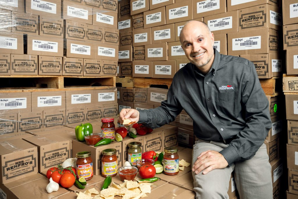 How Renfro Foods Became One of the Country's Top Salsa Brands - D