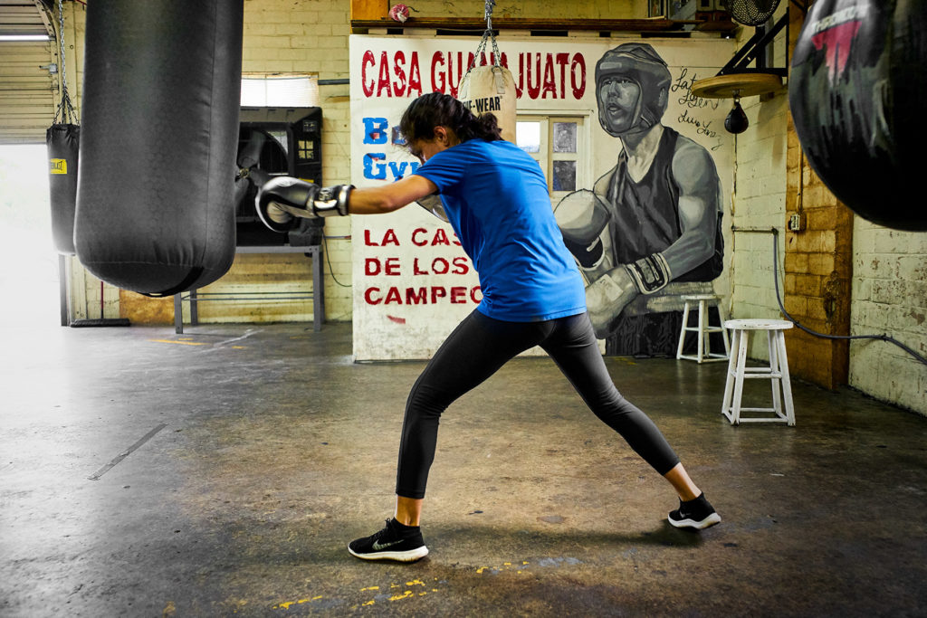 Boxing gyms fight to save oak cliff d magazine