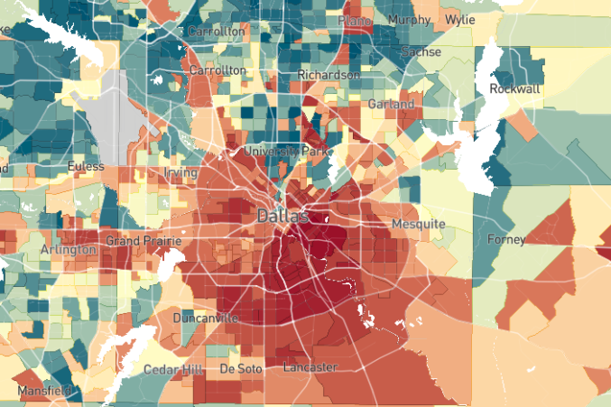 This Map Shows Dallas' Cycle of Poverty At Work - D Magazine Dallas City Map on washington dc city map, dfw area map, yoakum city map, princeton city map, dallas old maps, fort worth texas city limits map, university of chicago city map, palestine city map, grimes city map, houston city map, denton city map, greeneville city map, new roads city map, richardson city map, dallas population 2014, lewisville city map, adairsville city map, johnson county city map, ft worth city map, waxahachie city map,