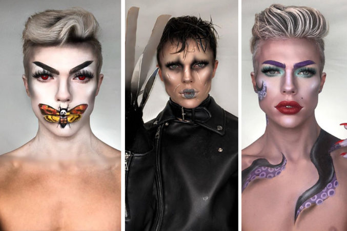 You Need to See This Dallas Makeup Artist s Halloween Instagram ... 86f6fc424a3b