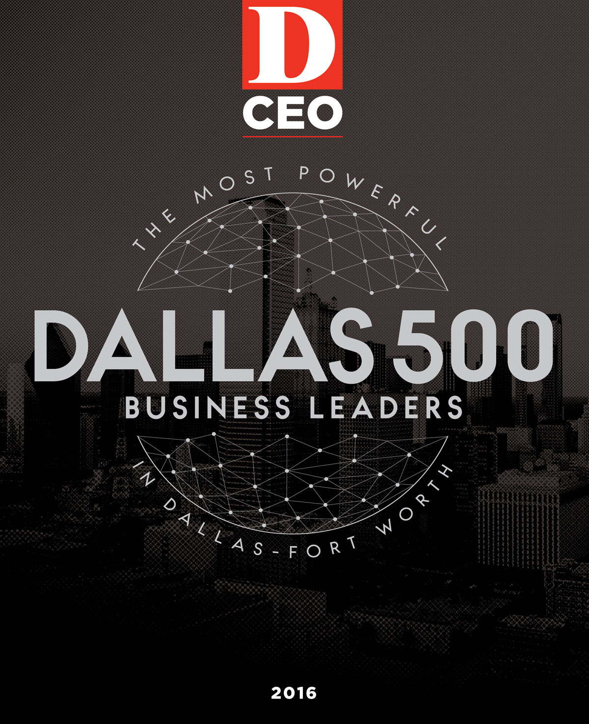 Dallas 500 2016 cover