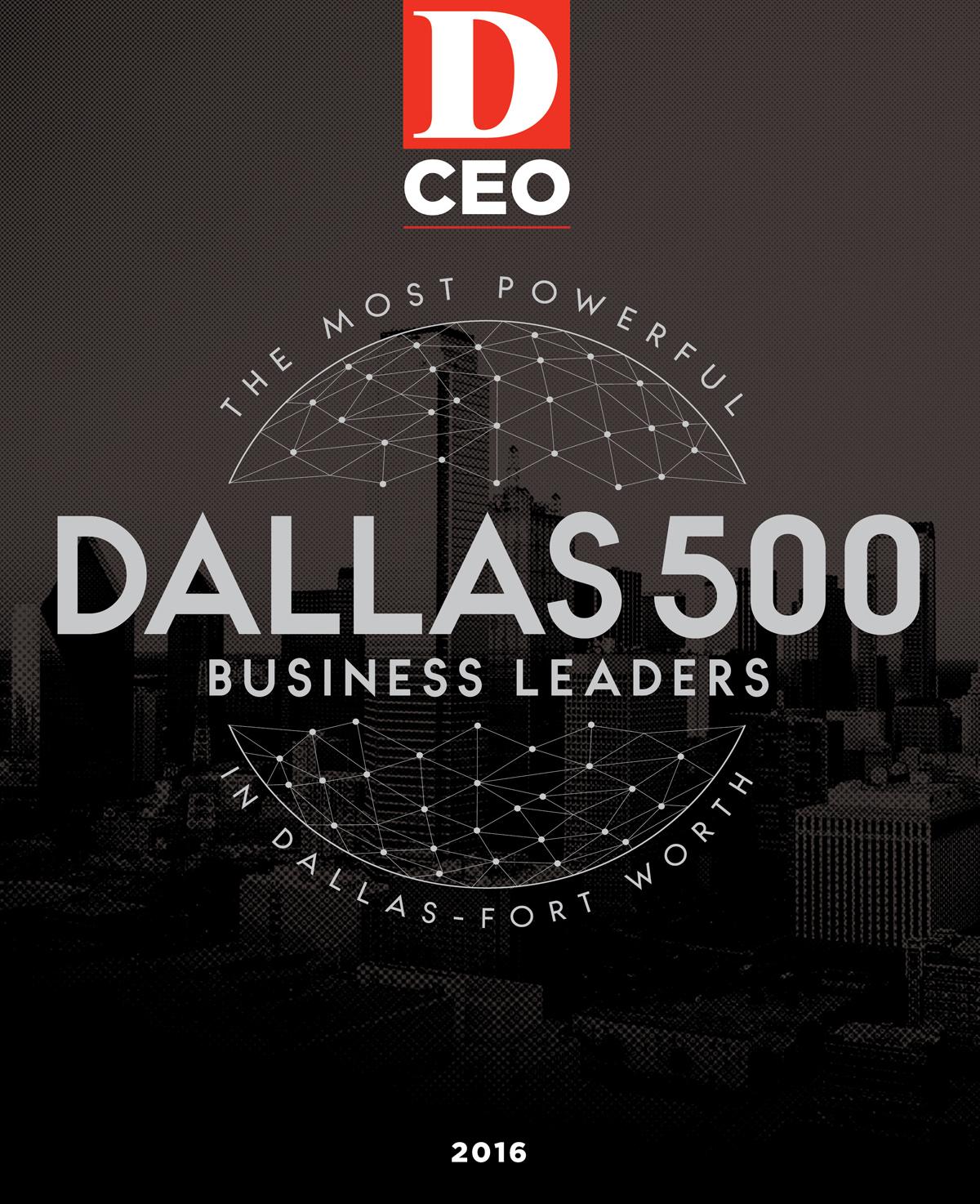Dallas 500 2016 cover