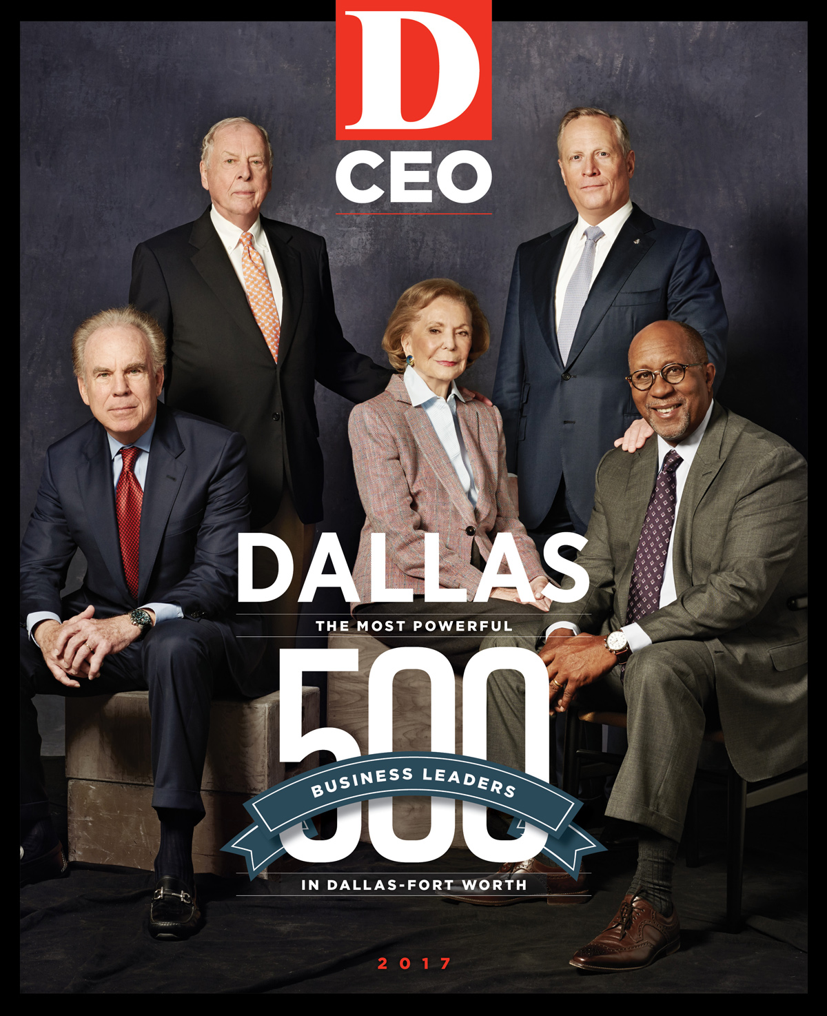 Dallas 500 2017 cover