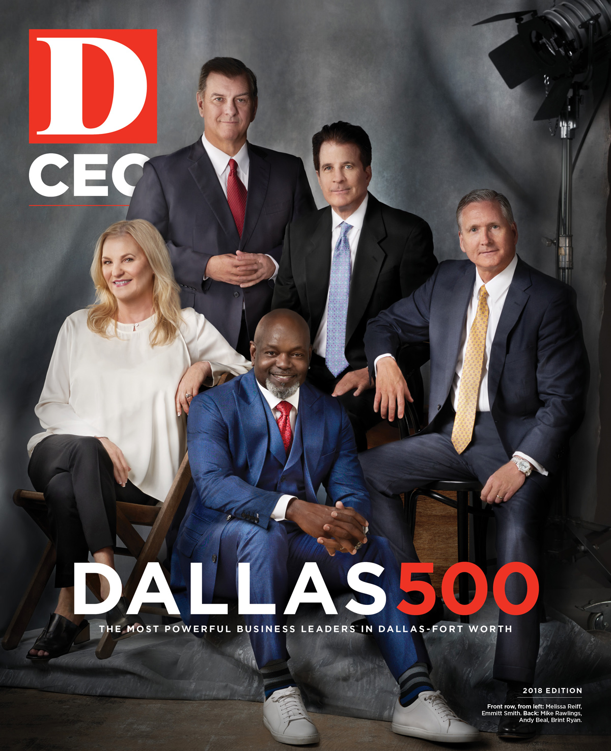 Dallas 500 2018 cover