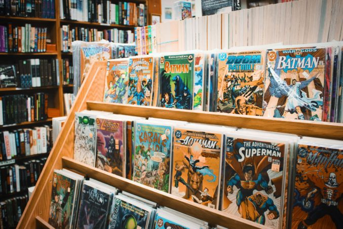 A Guide To Dallas' Best Comic Book Stores - D Magazine