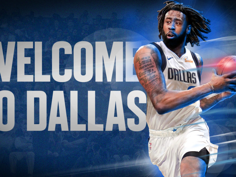 purchase cheap 0db07 d98b7 DeAndre Jordan Can Show You How to Shoot Freethrows - D Magazine