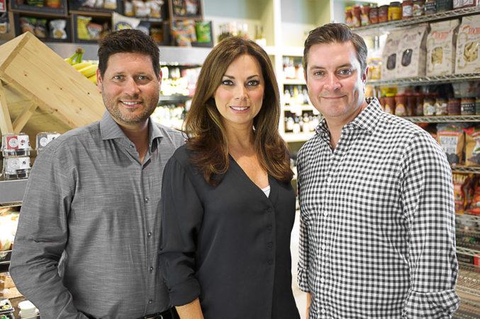 Excellent firm spouse trio