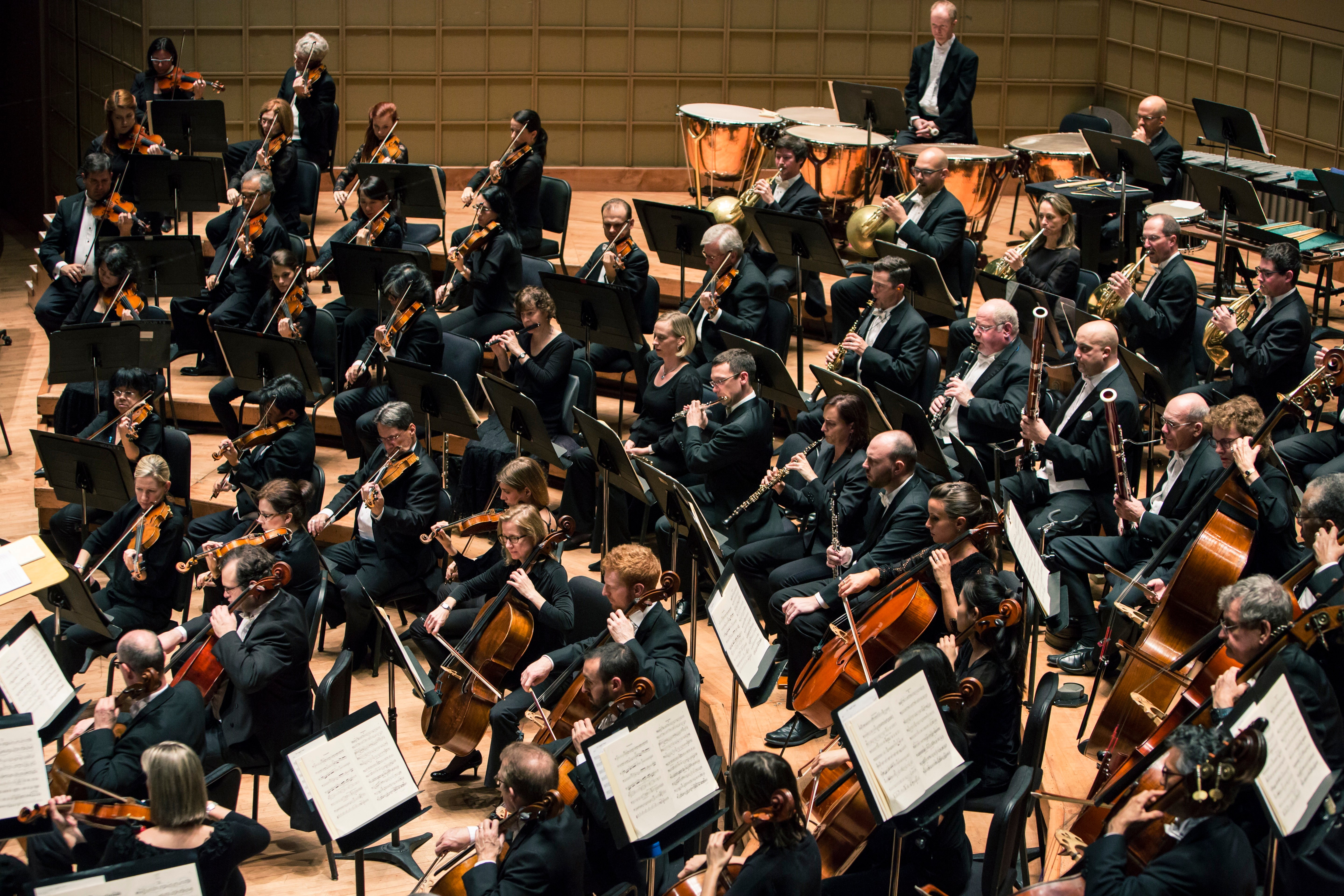Dallas Symphony Orchestra's Upcoming