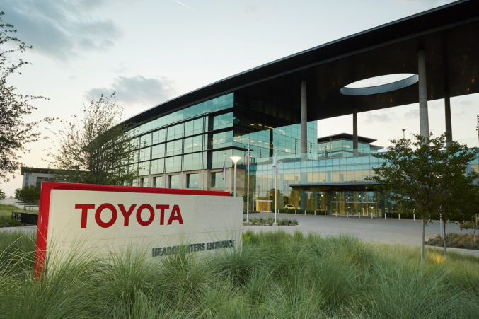 Toyota Of Plano >> Toyota S Jim Lentz Is D Ceo S 2018 Ceo Of The Year D Magazine