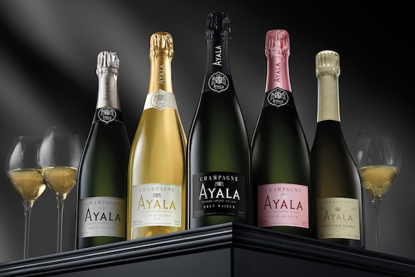 Non Vintage Ayala Brut Majure 45 Highlights A Fresh Refined Elegance Of The Producer Cuvée Perle D 185 Only Produced In Stellar
