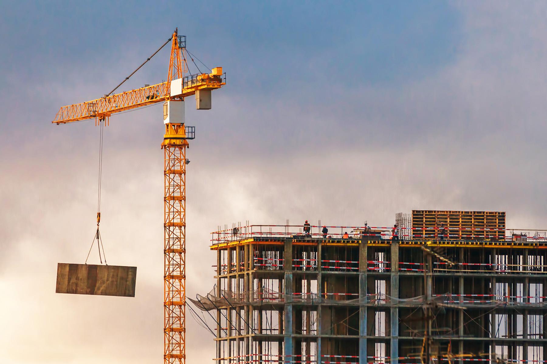 Building contractor in east london