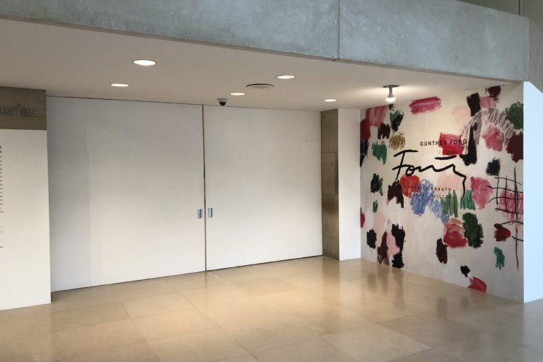 D Exhibition : Why are galleries randomly closing at the dallas museum of art? d