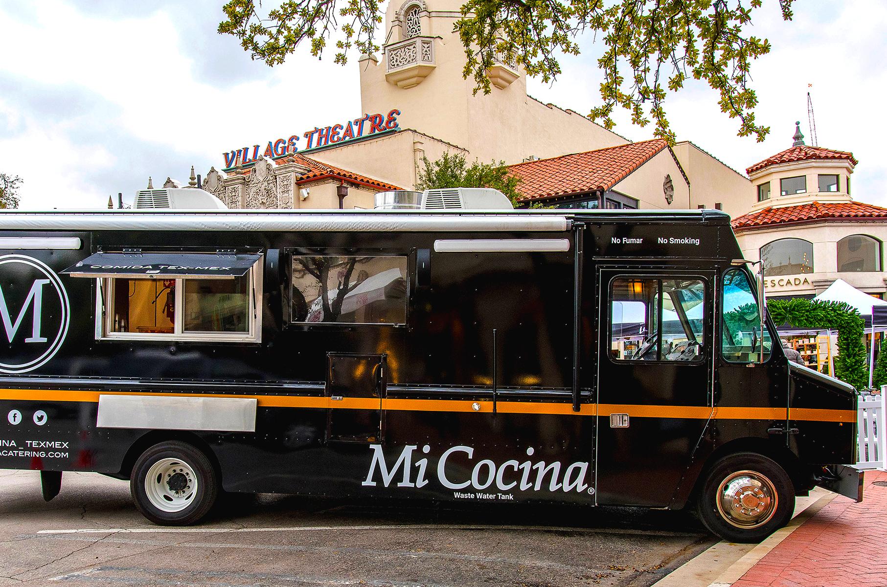 Get The Scoop On Mi Cocina S Brand New Food Truck D Magazine