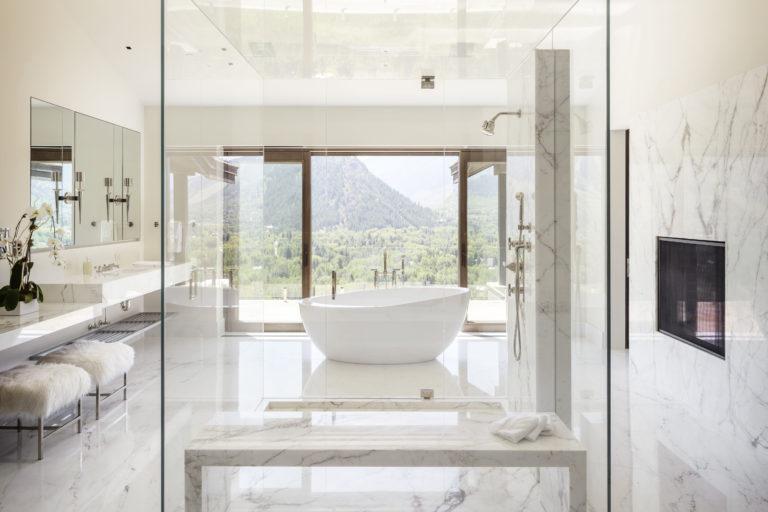 Take A Peek Inside Sterling Mcdavid S Stunning Aspen Home