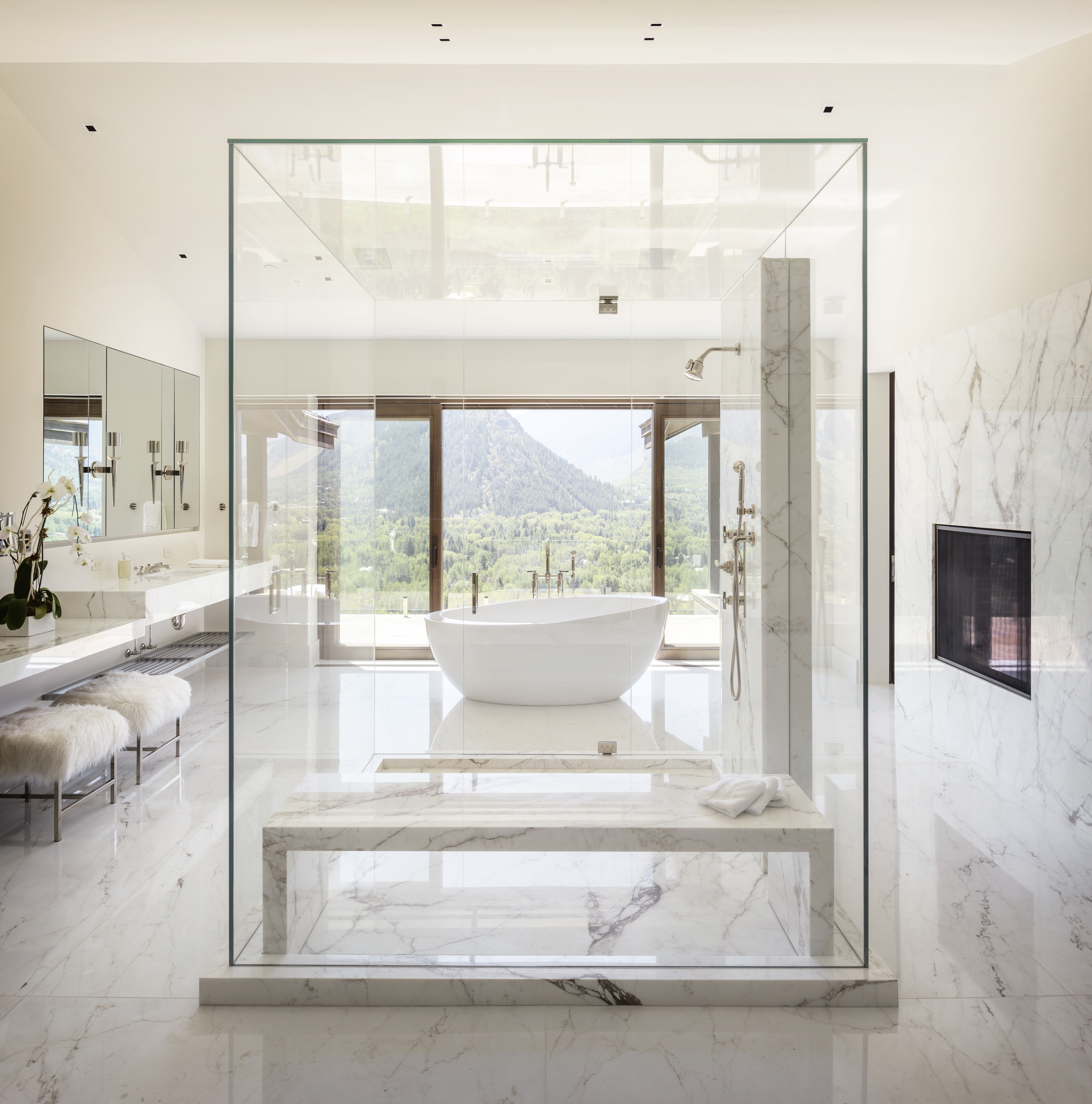 Take A Peek Inside Sterling Mcdavid S Stunning Aspen Home D Magazine