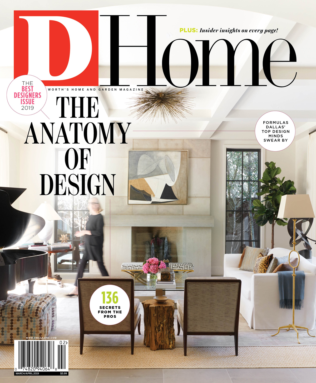 Superb March April D Magazine Home Interior And Landscaping Ologienasavecom