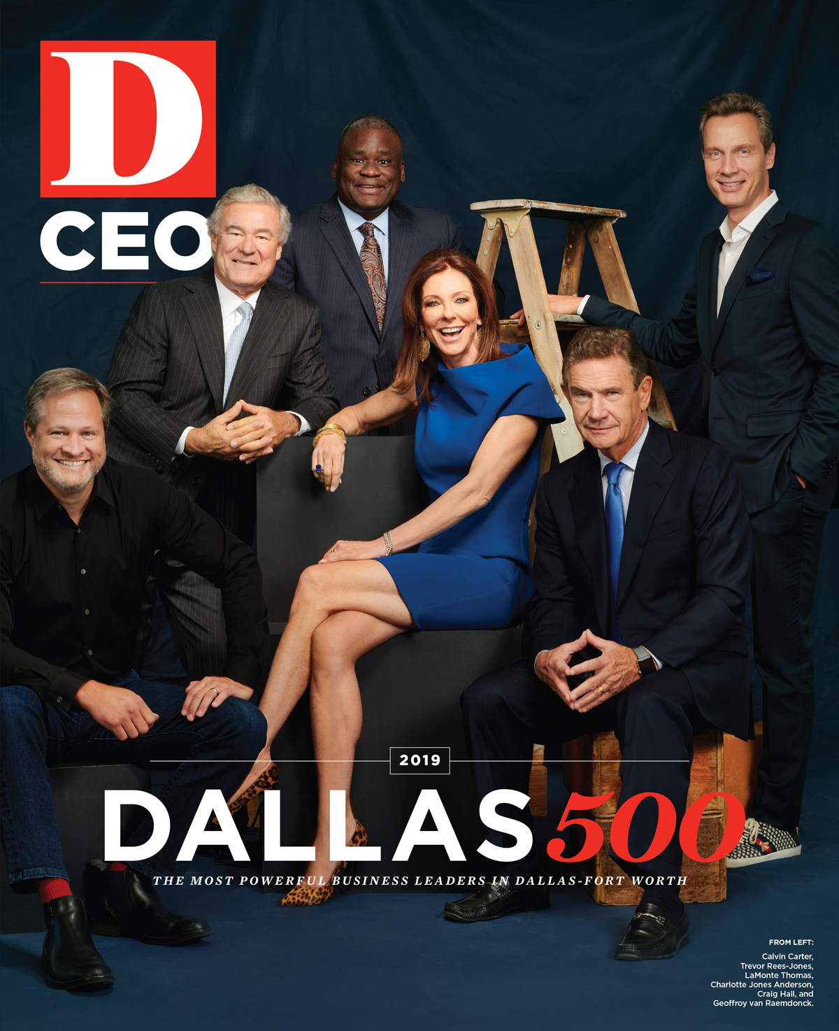 Dallas 500 2019 cover