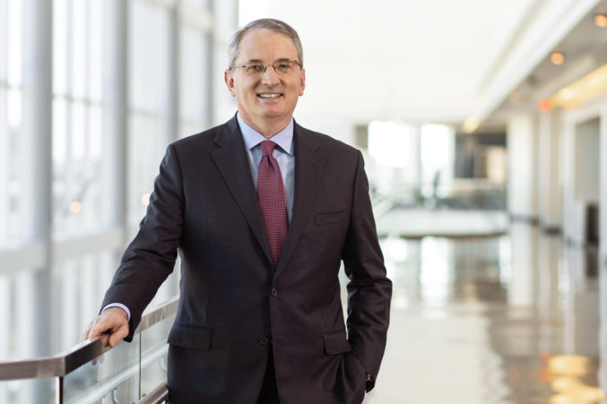 Meet the UT Southwestern Executive Behind the Region's Top