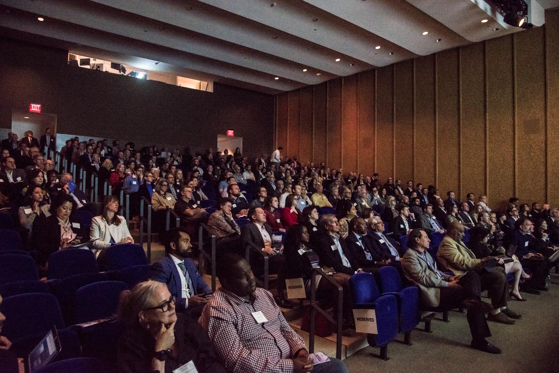 Scenes from the Agenda for a New Dallas Summit - D Magazine