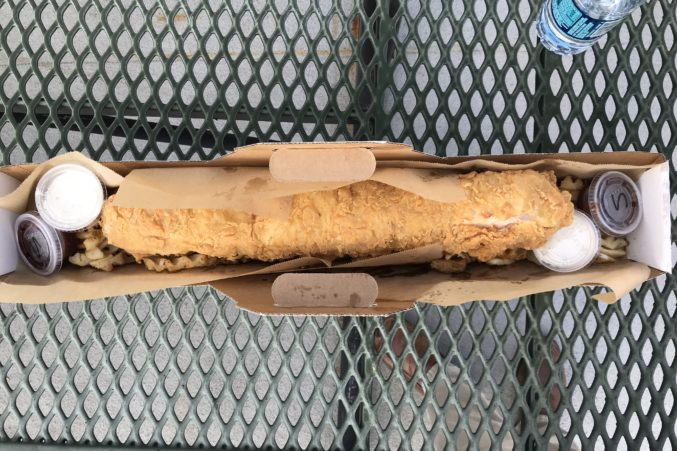 Yesterday I Ate a Chicken Strip as Big as a Baseball Bat - D Magazine