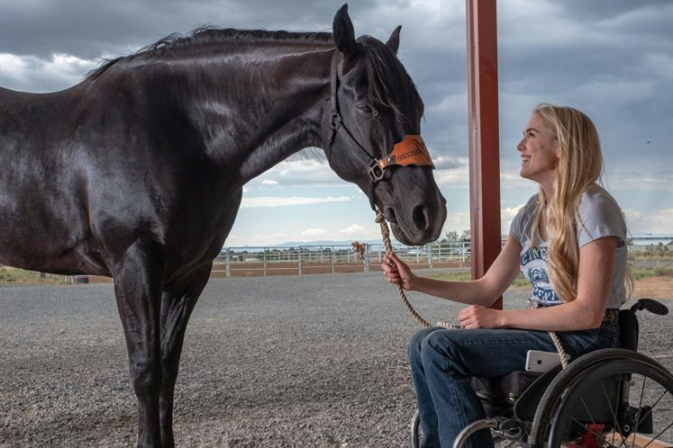 Netflix Biopic Gives Paralyzed Barrel Racer An