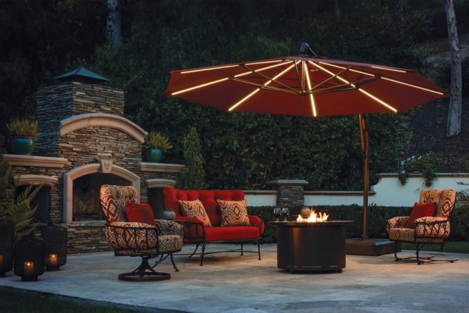 Fine How To Create An Outdoor Oasis That Perfectly Fits Your Patio Download Free Architecture Designs Embacsunscenecom