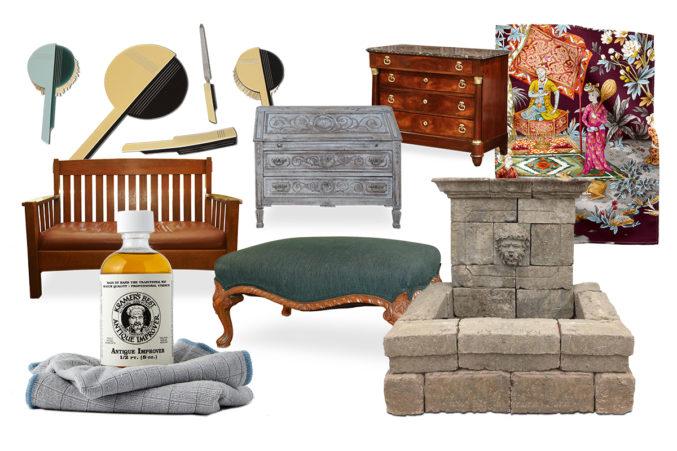 Dallas Antiques, Antique Furniture Dallas