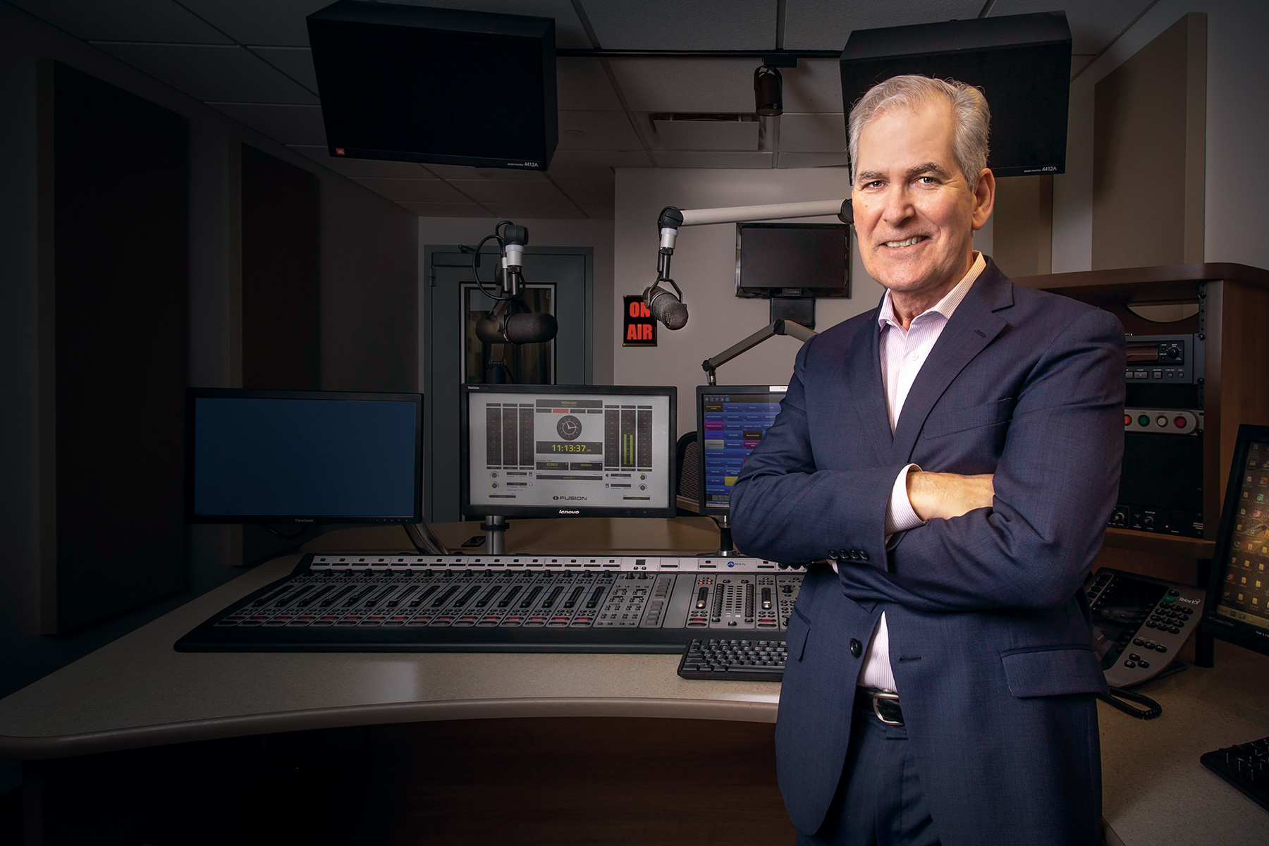 Dan Bennett Built Dallas Into a Radio Powerhouse - D Magazine
