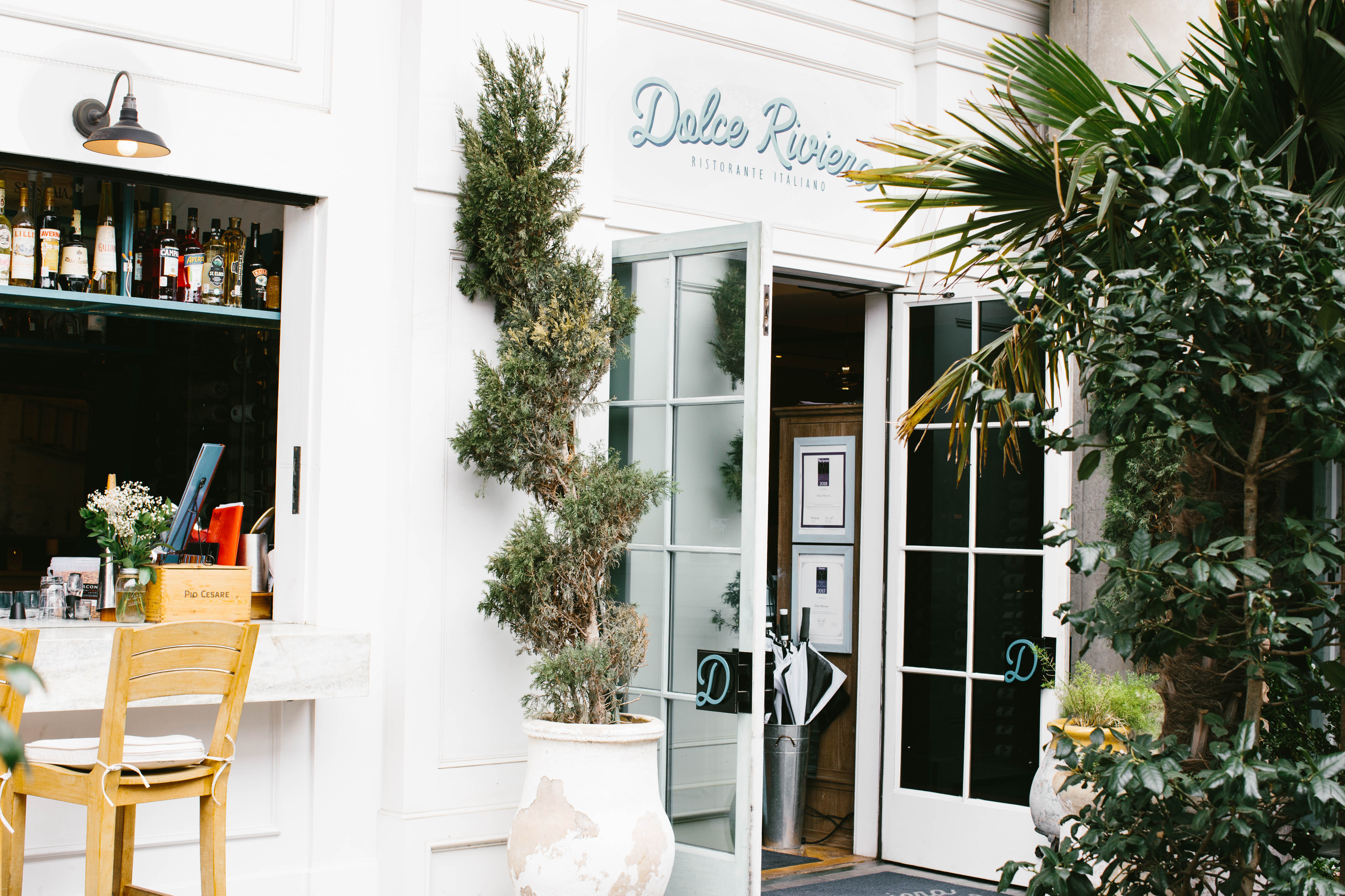 Step Into Italian Coastal Life With Dolce Riviera S New
