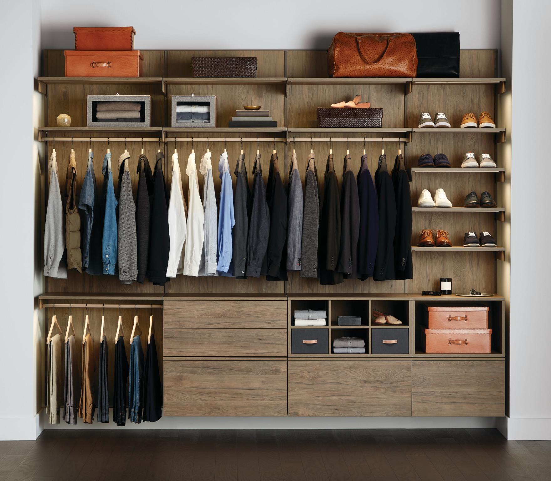 Introducing The Evolution Of Custom Closets D Magazine
