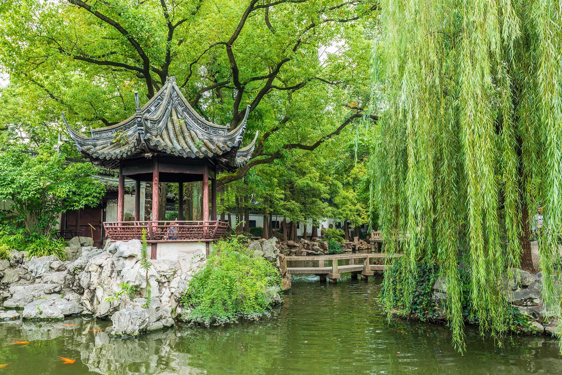 A zen like japanese garden d magazine - How to make a japanese garden ...