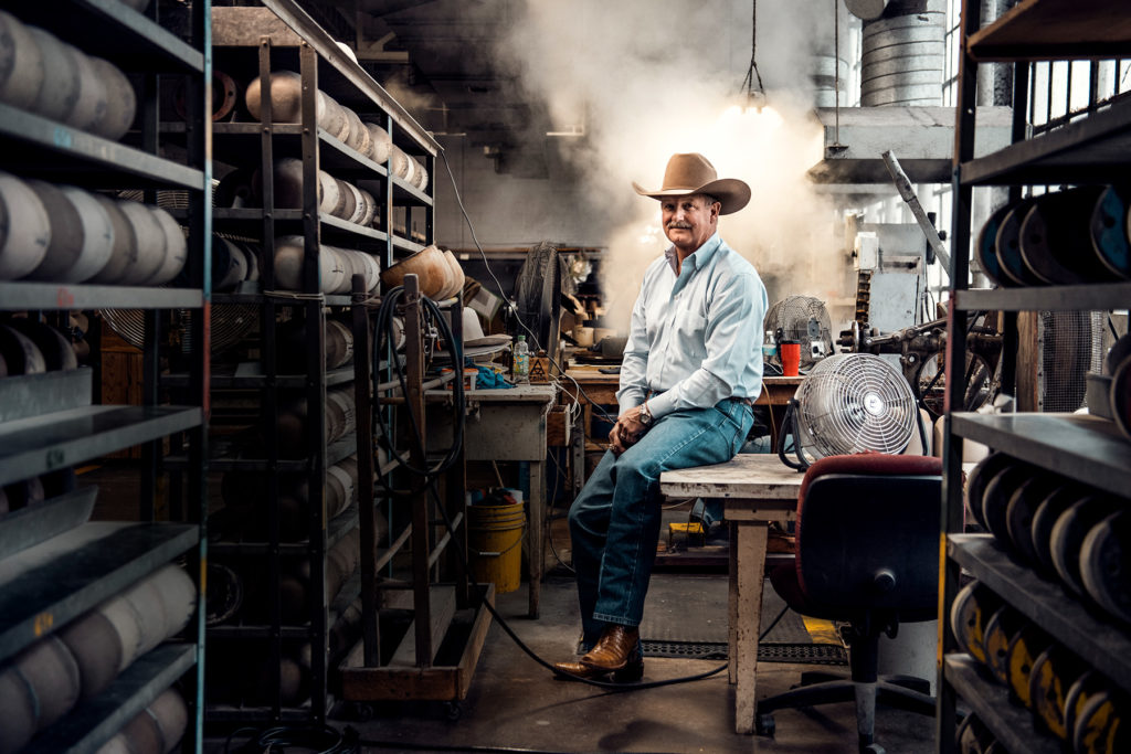 8c0095c833d50 Former Rodeo Star Ricky Bolin Has Big Plans for Stetson - D Magazine