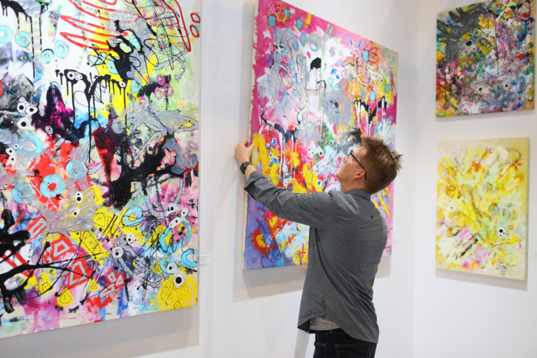 Dallas Artists Aren T As Excited About The Other Art Fair D Magazine