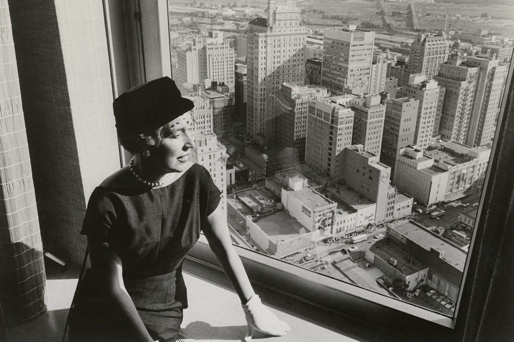 the women who built dallas