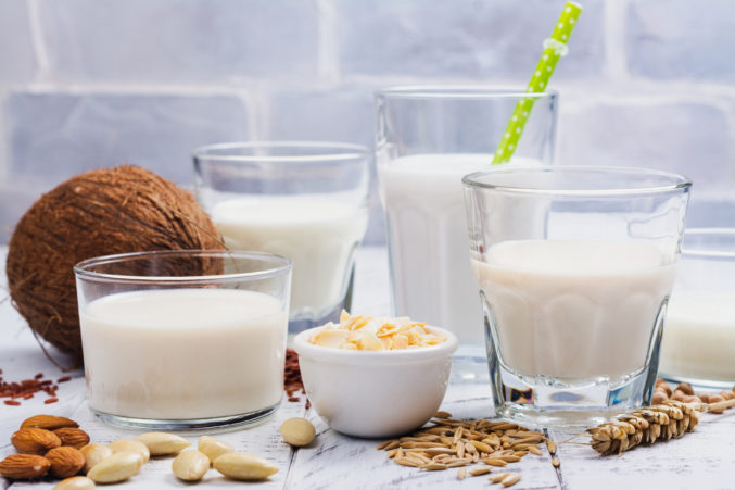 Taste Test: Non-Dairy Milk Alternatives