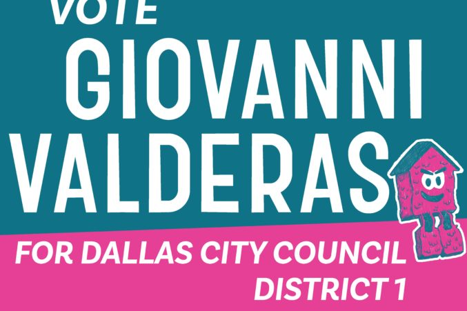 Let's Judge the Aesthetics of Dallas' Municipal Campaigns - D Magazine