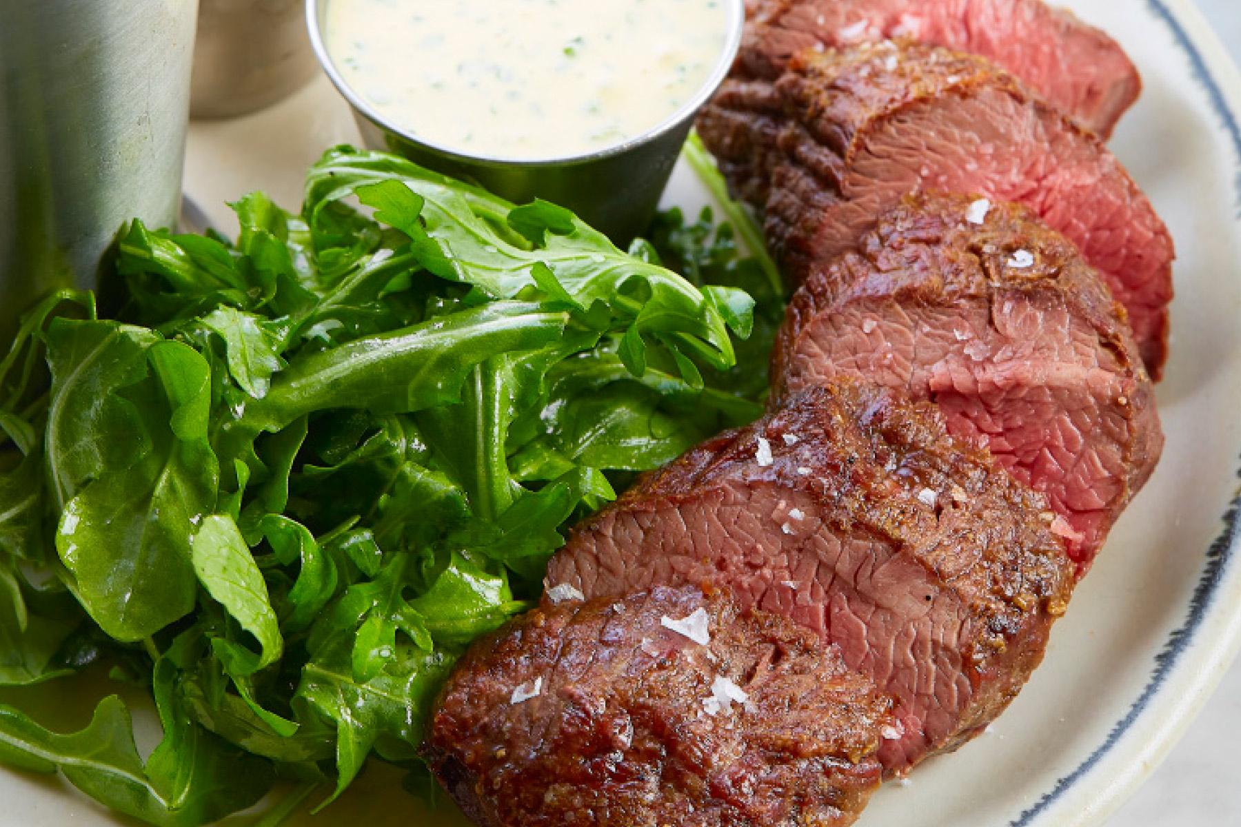 Beverley's bistro steak