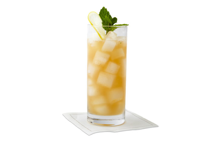 the now now cocktail