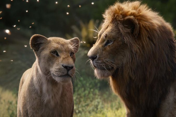 Can You Feel The Love Tonight For The New Lion King Maybe