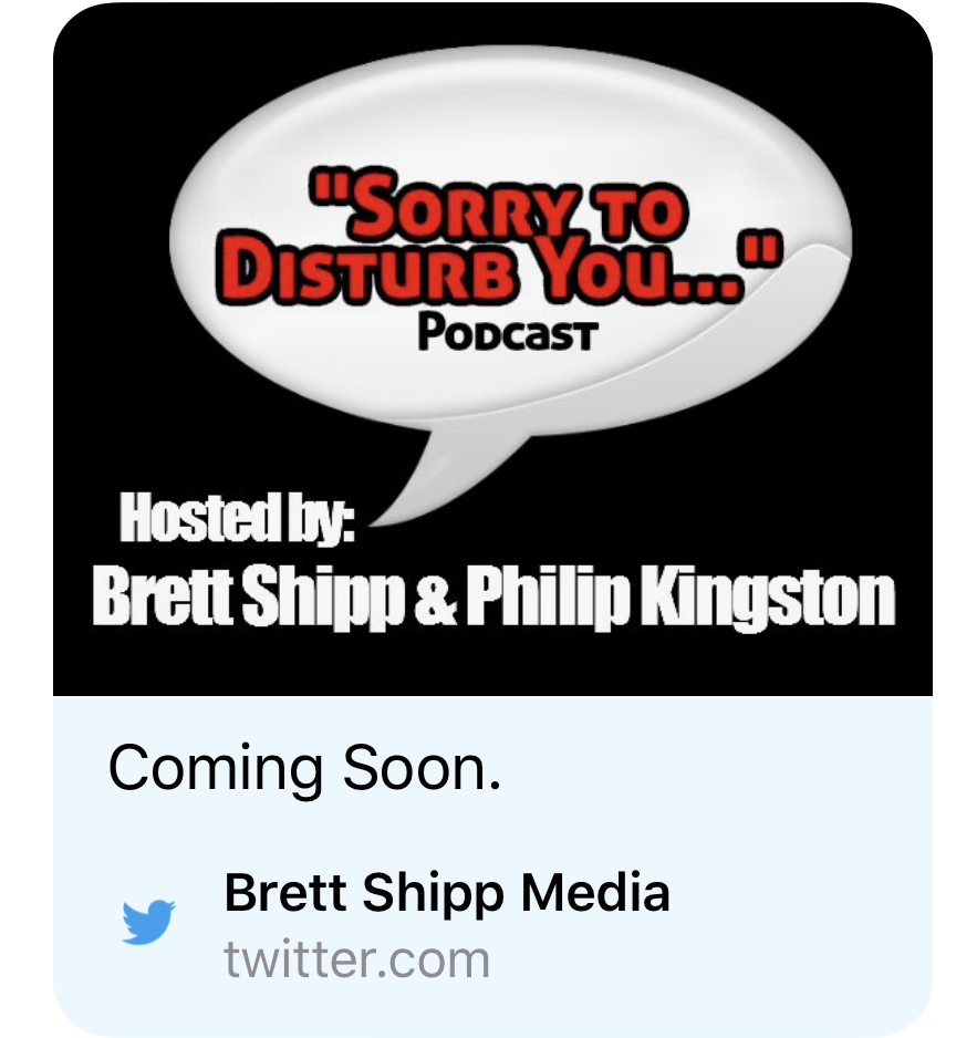 A Few Questions About Philip Kingston and Brett Shipp's New