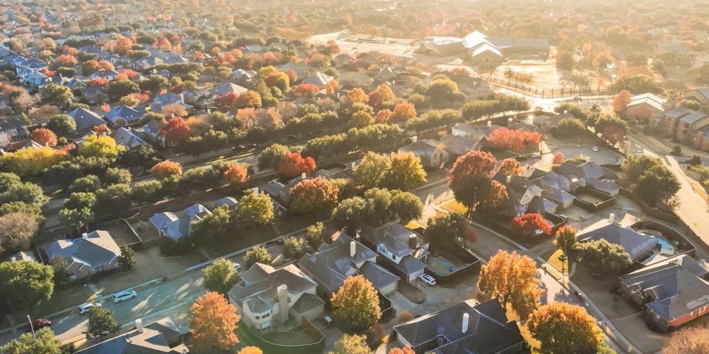 state of Dallas real estate market