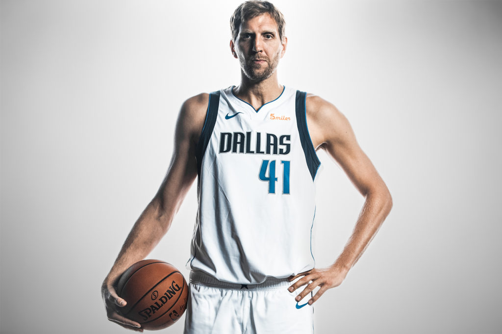 4ba24aa4583d9 A Complete History of Dirk Nowitzki in Dallas, Told By Those Who ...